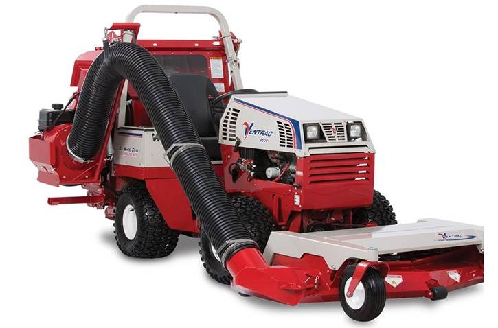 New Ventrac Commercial Lawn Vacuums For Sale Mte Turf