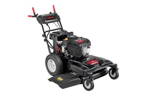 2018 TB WC33 XP™ Wide Cut Self-Propelled Mower (12AE76M8011)