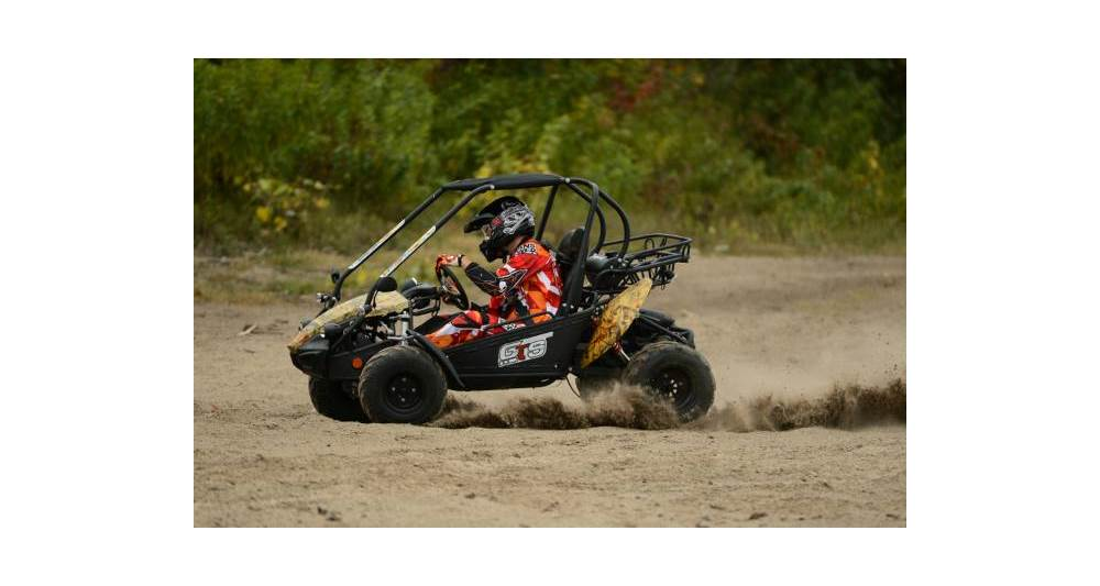 Hammerhead GTS 150 go-kart for young adults.