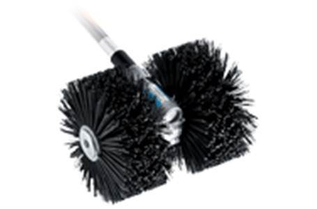 2018 #80712 Aggressive Nylon Brush w/Hardware