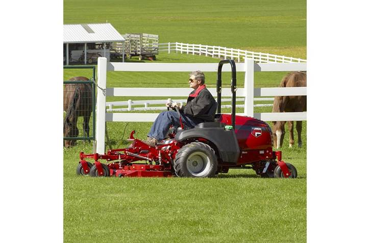 Ferris Front Mount Mower