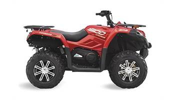 2018 CF MOTO CFORCE 500S RED OR GREY