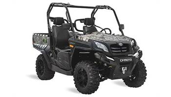2018 UFORCE 800 WITH ROOF AND WINDSHIELD