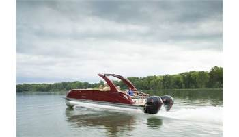 2018 Crowne DL 270 Twin Engine