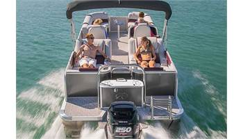2018 Catalina Platinum Rear Lounge 25'