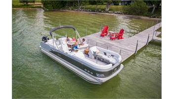 2018 Catalina Platinum Entertainer 27'