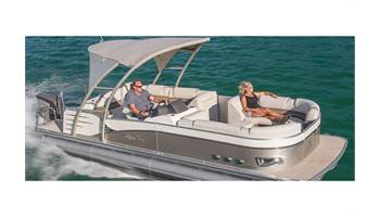 2018 Catalina Platinum Rear J Lounge 23'