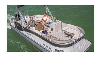 2018 Catalina Rear J Lounger 25'