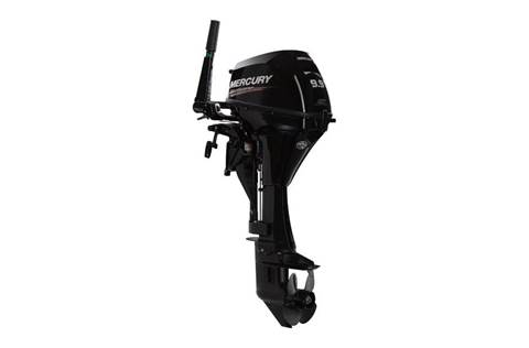 2018 FourStroke 9.9 HP Command Thrust - 20 in. Shaft