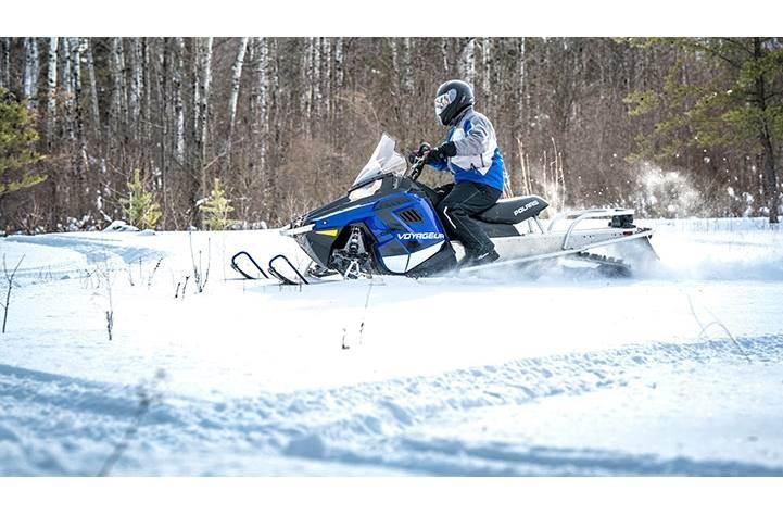 Polaris Voyager® Snowmobiles in Beach Lake, PA