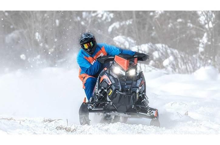 Polaris RUSH® Snowmobiles in Beach Lake, PA