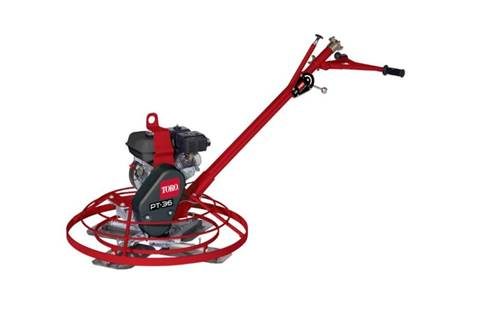 PT-36 Power Trowel