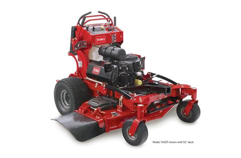 Toro Stand-On Mowers