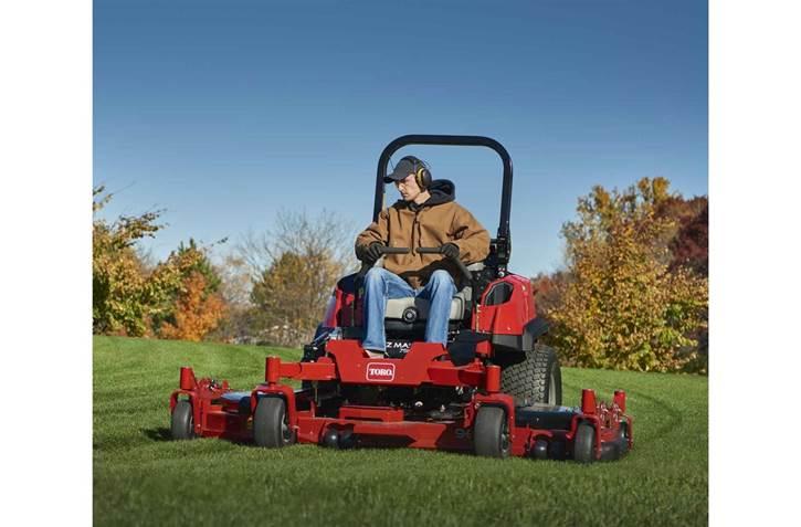 Toro Commercial Zero Turn Lawn Mower