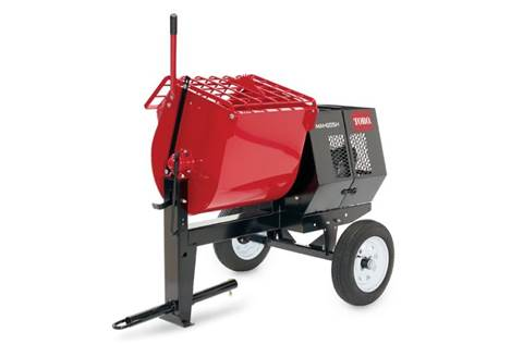 MM-850E-S Mortar Mixer Electric