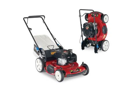 "22"" SMARTSTOW® High Wheel Push Mower (21329)"