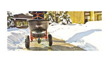 2018 130 lb. Salt Push Spreader