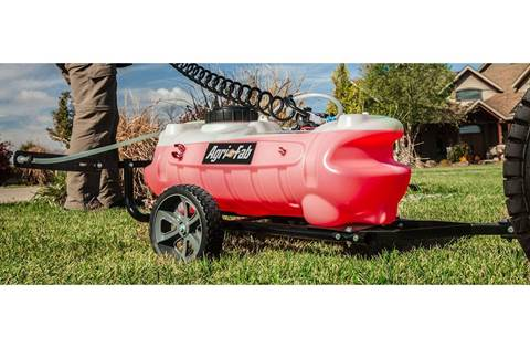 2018 15 Gallon Tow Sprayer