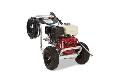 2018 3,700 PSI Commercial Grade Gas Pressure Washer