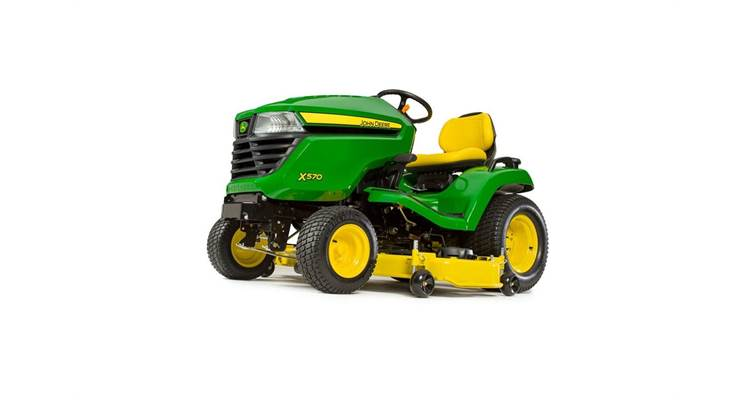 John Deere X500 Series Mowers