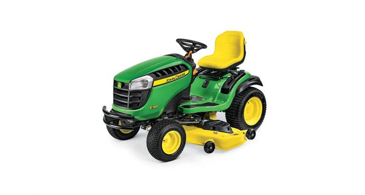 John Deere E100 Series Mower