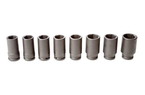 2018 TY27271 8-piece 3/4-in. Drive SAE Deep Impact Socket Set