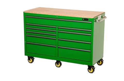 2018 AC-5624CB-G 56-in., 10-Drawer Ball Bearing Cabinet