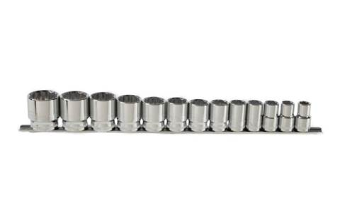 2018 TY19944 11-piece 1/2-in. Drive Socket Set (Metric)