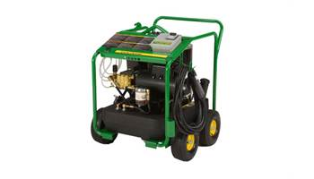 2018 AC-2000EH Portable-Electric Oil Fired Direct Drive