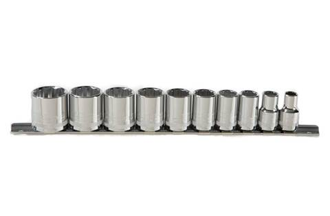 2018 TY19983 3/8-in.Drive 10-piece Socket Set (SAE)