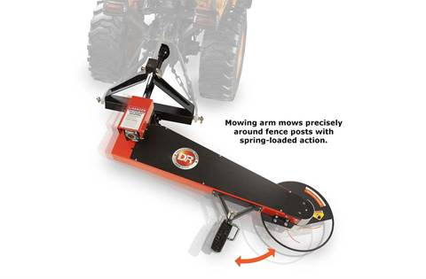 2018 TRM3PXXN 3-Point Hitch Trimmer Mower