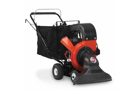 2018 WLL115 DR Leaf and Lawn Vacuum