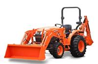 2018 Kubota L3901 Gear 4WD    Tractor and Loader Only