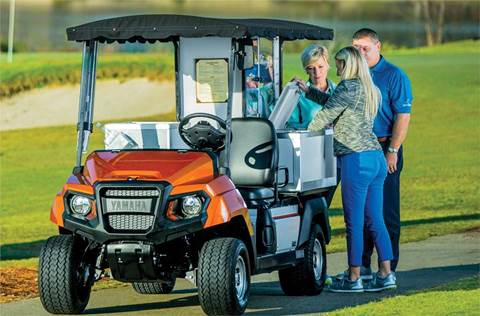 2018 UMAX Fairway Lounge (Gas EFI)