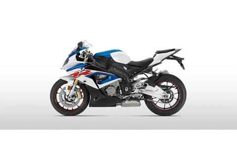 2019 S 1000 RR - Light White/Lupin Blue/Racing Red