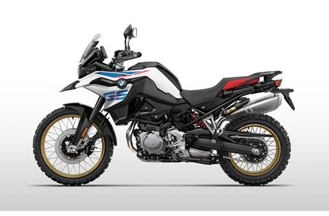 2019 F 850 GS - Rally Style
