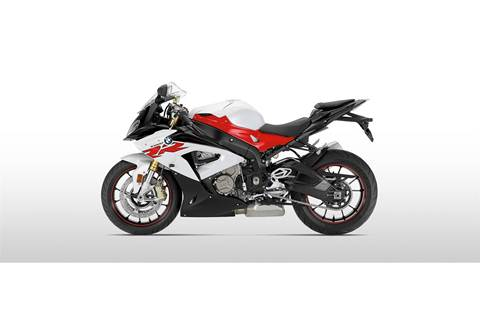 2019 S 1000 RR - Racing Red/Light White