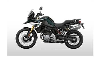 2019 F 850 GS - low suspension