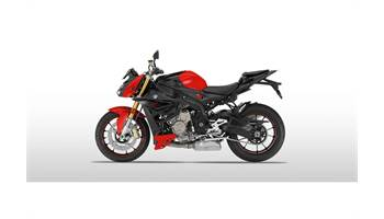 2019 S 1000 R - Racing Red/Black Storm Metallic