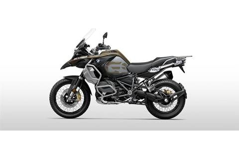 2019 R 1250 GS Adventure - Exclusive Style