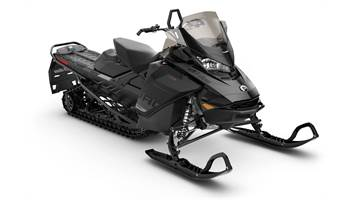 2019 Backcountry 600R E-TEC Black
