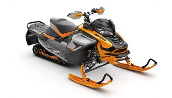 2019 Renegade X-RS 900 ACE TURBO Orange Crush & Silver