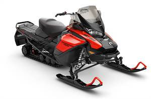Renegade Enduro 850 E-TEC Lava Red & Black