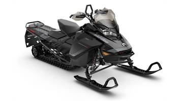 2019 Backcountry X 850 E-TEC ES Black