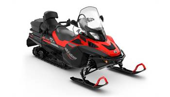 2019 Expedition SE 600 H.O. E-TEC Viper Red & Black