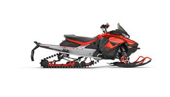2019 Renegade X 900 ACE TURBO Lava Red & Hyper Silver