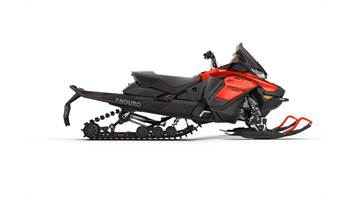 2019 Renegade Enduro 850 E-TEC Lava Red & Black