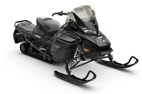 2019 Renegade Adrenaline 900 ACE Black
