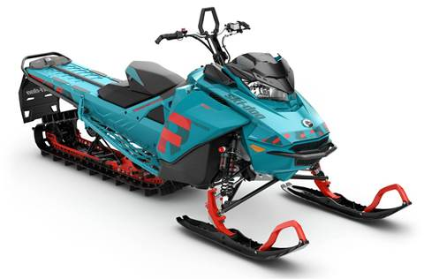 2019 Freeride 165 850 E-TEC SHOT Iceberg Blue