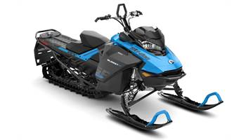 2019 Summit SP 850 E-TEC SHOT 146 Octane Blue & Black